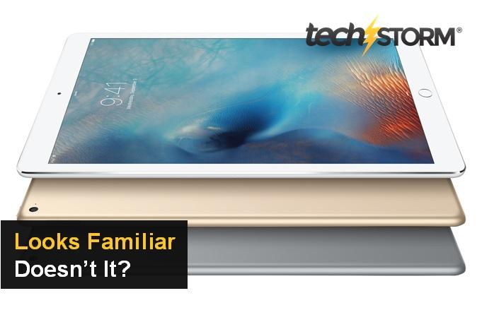 Tech Storm | Looks Familiar Doesn't It?